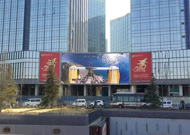 China P8 pantalla a todo color al aire libre de la publicidad de la prenda impermeable LED de la pantalla LED Kinglight/Nationstar distribuidor